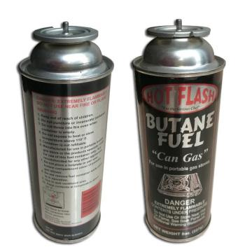 220g~250g Butane Gas camping portable lpg gas canister for sales