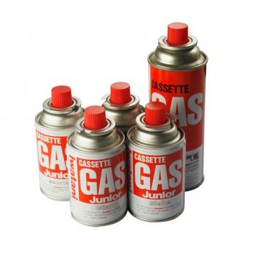 Safety Flame Control Disposable butane gas canister for portable stove