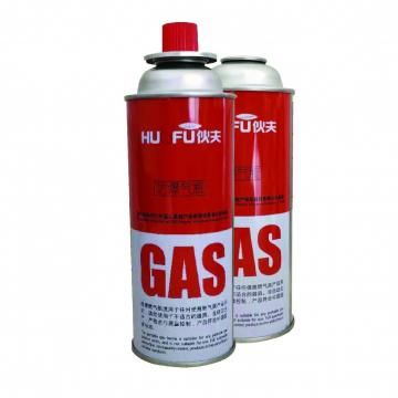 For Outdoor Camping Aerosol Can Refill Butane Gas Tin Can Empty Butane Gas Canister